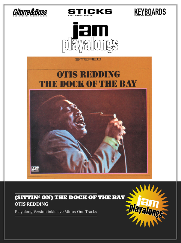 Produkt: (Sittin' On) The Dock Of The Bay – Otis Redding