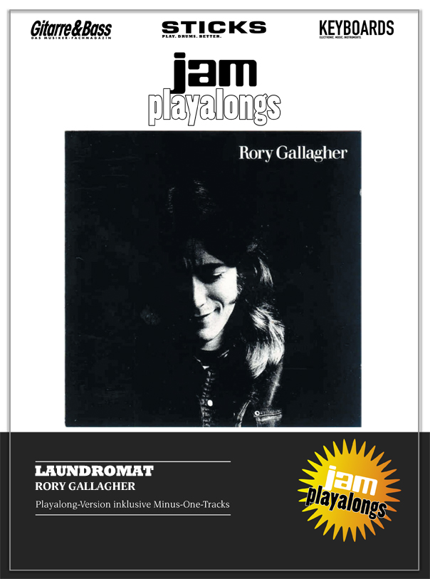 Produkt: Laundromat – Rory Gallagher