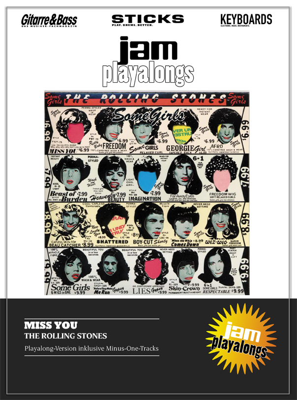 Produkt: Miss You – Rolling Stones