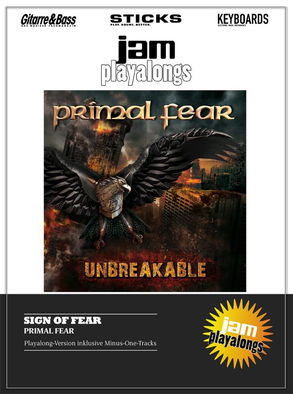 Produkt: Sign Of Fear – Primal Fear