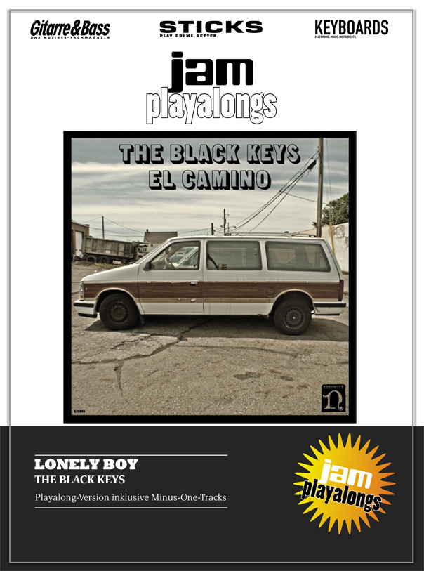 Produkt: Lonely Boy – The Black Keys