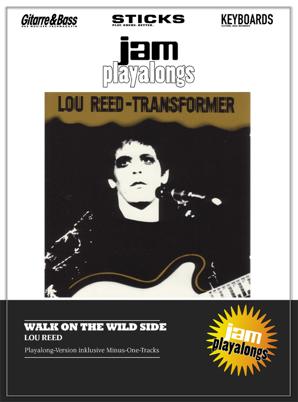 Produkt: Walk On The Wild Side – Lou Reed