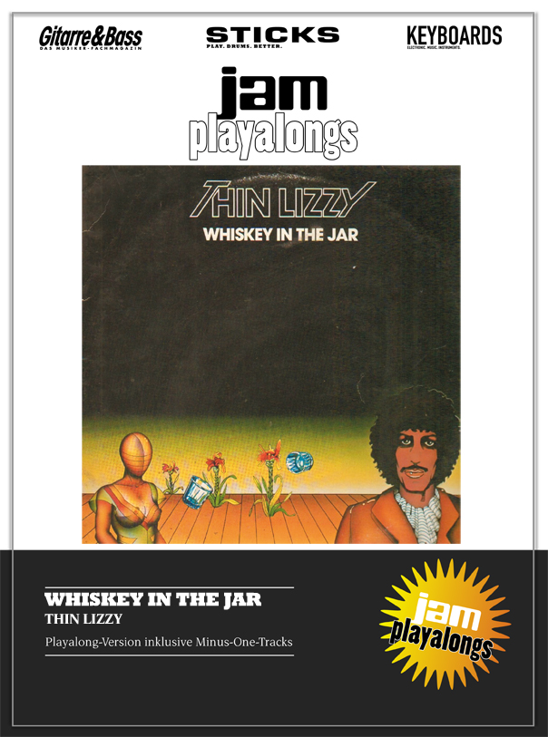 Produkt: Whiskey In The Jar – Thin Lizzy