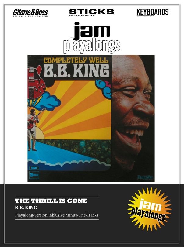 Produkt: The Thrill Is Gone – B.B. King