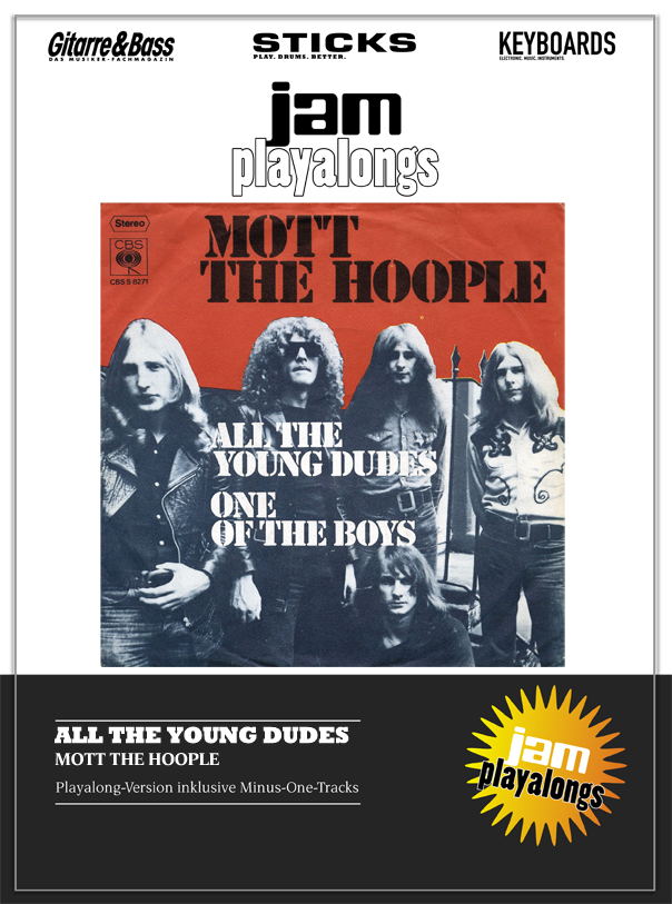 Produkt: All The Young Dudes – Mott The Hoople
