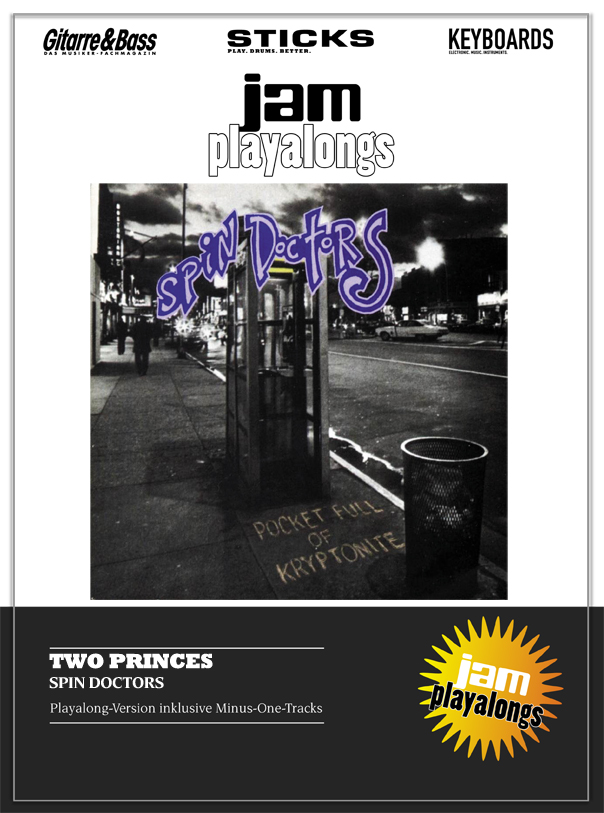 Produkt: Two Princes – Spin Doctors