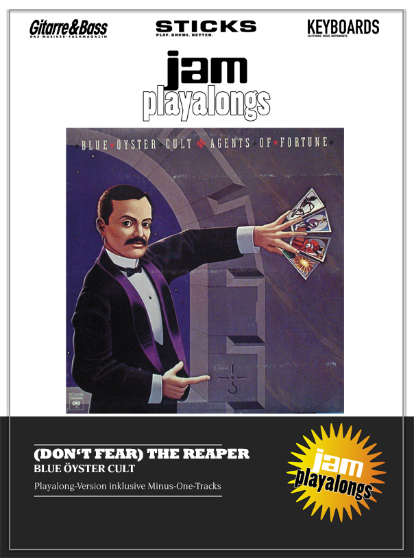 Produkt: Don't Fear the Reaper – Blue Oyster Cult