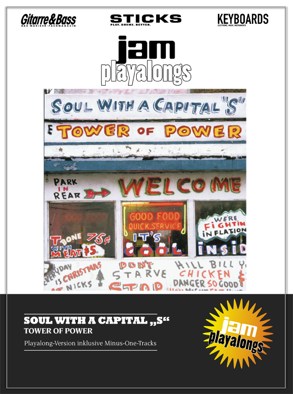 Produkt: Soul With A Capital S – Tower Of Power