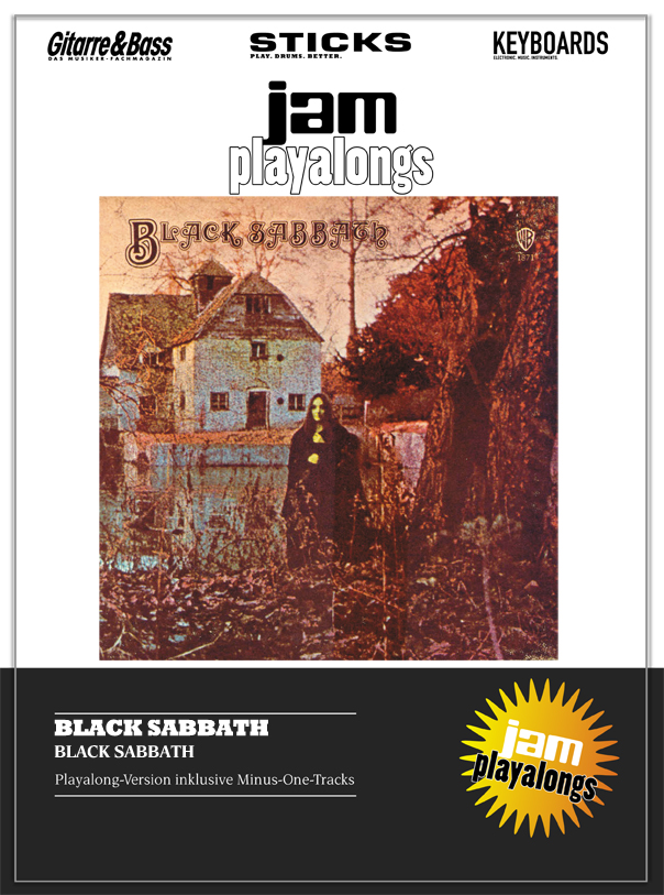 Produkt: Black Sabbath – Black Sabbath
