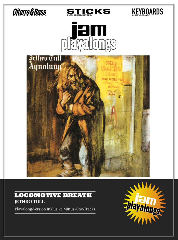 Produkt: Locomotive Breath – Jethro Tull