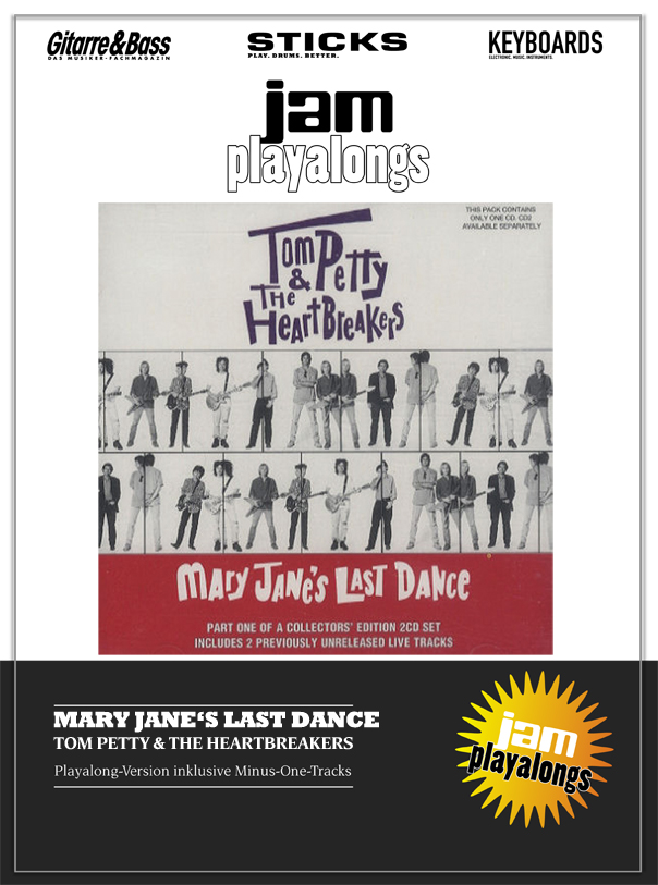 Produkt: Mary Jane's Last Dance – Tom Petty And The Heartbreakers