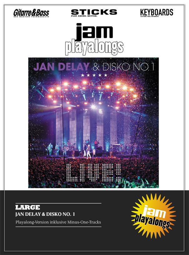Produkt: Large – Jan Delay + Disco No. 1