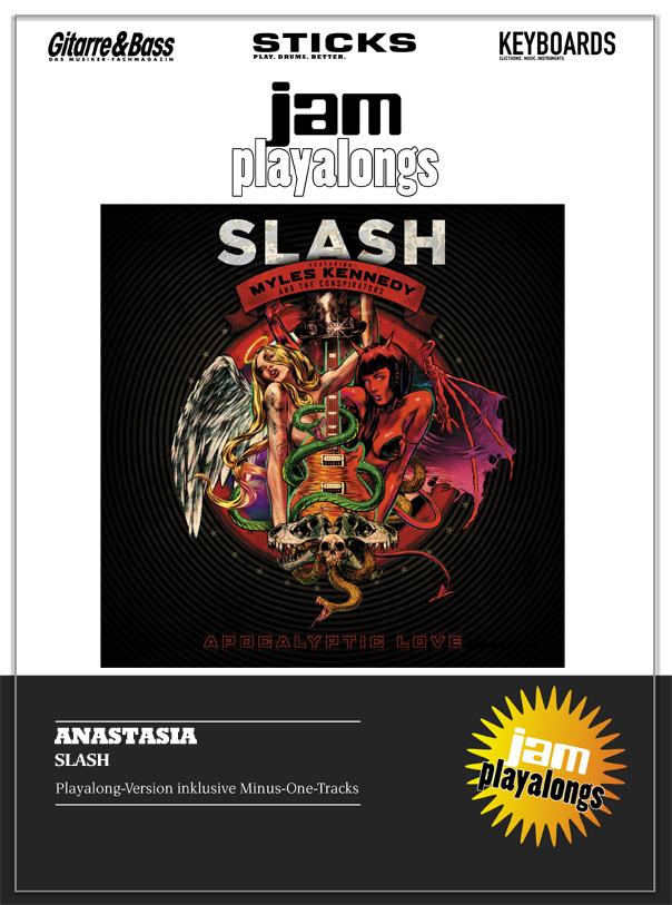 Produkt: Anastasia – Slash