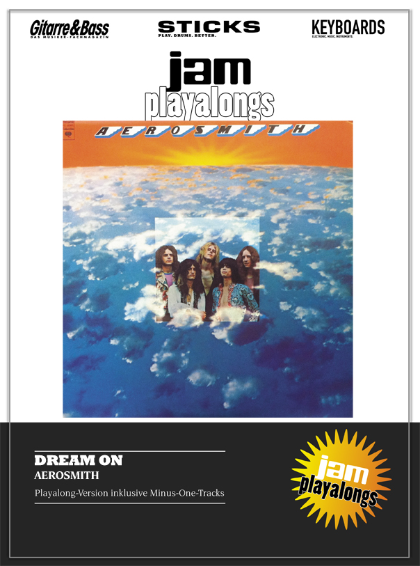Produkt: Dream On – Aerosmith