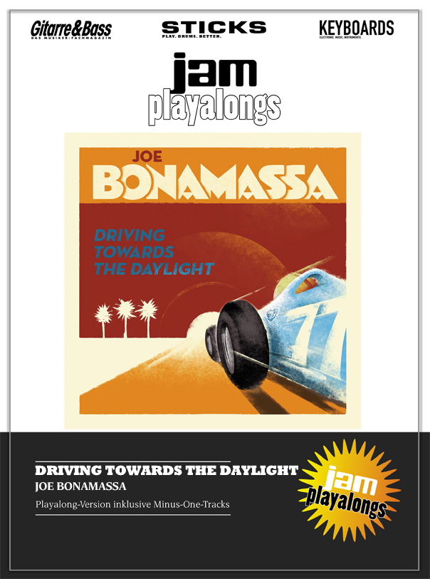 Produkt: Driving Towards The Daylight – Joe Bonamassa