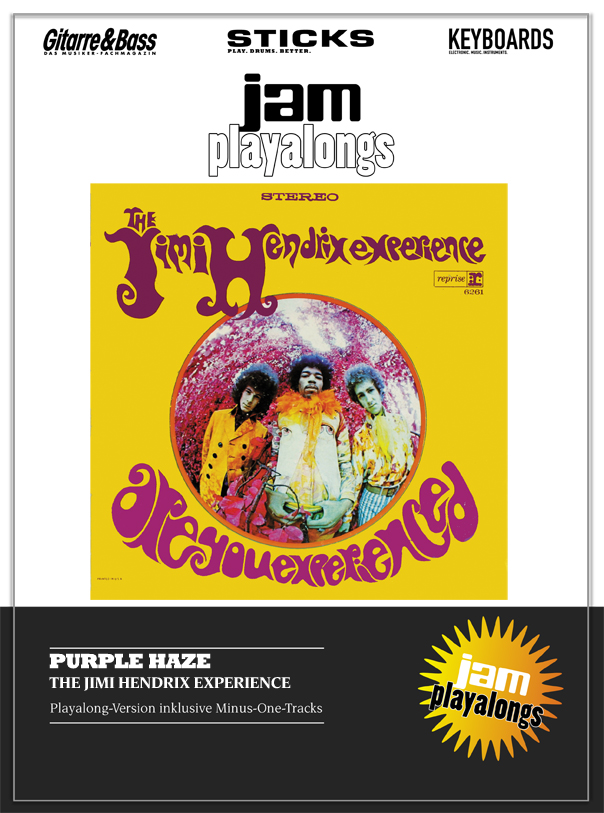 Produkt: Purple Haze – The Jimi Hendrix Experience