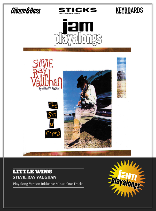 Produkt: Little Wing – Stevie Ray Vaughan