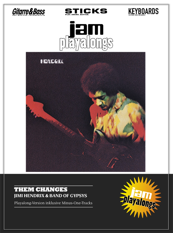 Produkt: Them Changes – Jimi Hendrix & Band Of Gypsys