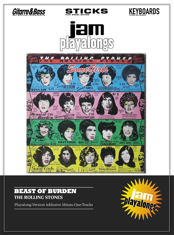 Produkt: Beast Of Burden – The Rolling Stones