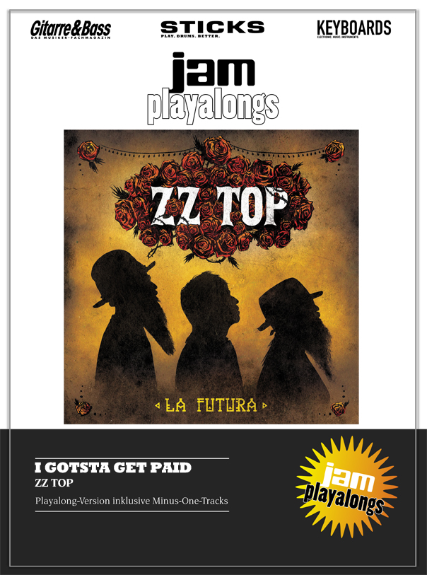 Produkt: I Gotsta Get Paid – ZZ Top