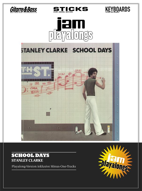 Produkt: School Days – Stanley Clarke