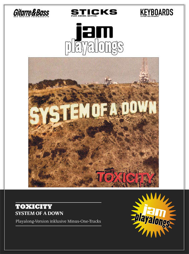 Produkt: Toxicity – System Of A Down