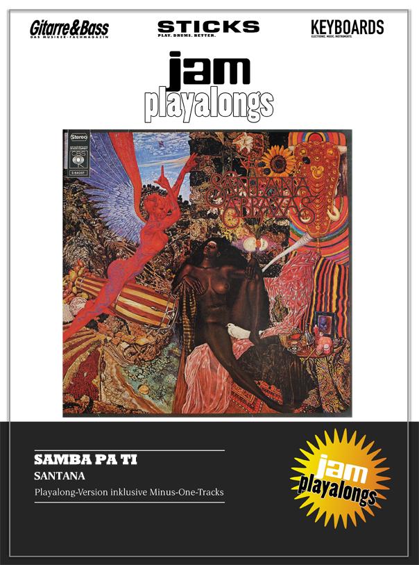 Produkt: Samba Pa Ti – Santana