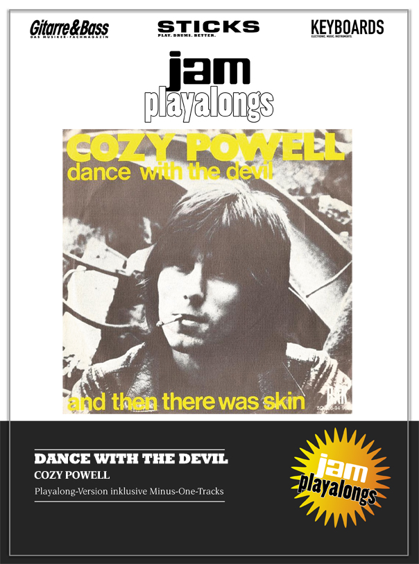 Produkt: Dance With The Devil – Cozy Powell