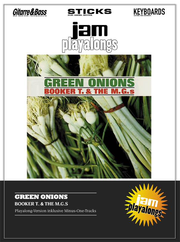Produkt: Green Onions – Booker T. & The M.G.s