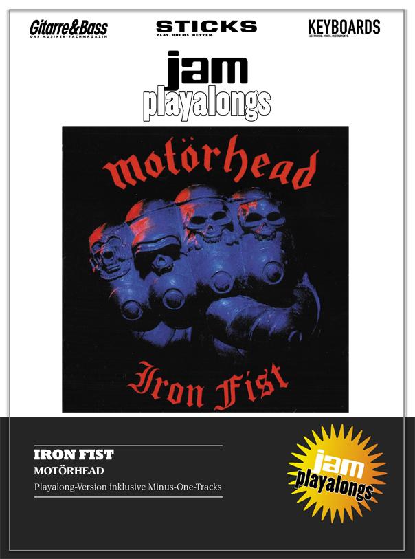 Produkt: Iron Fist – Motörhead