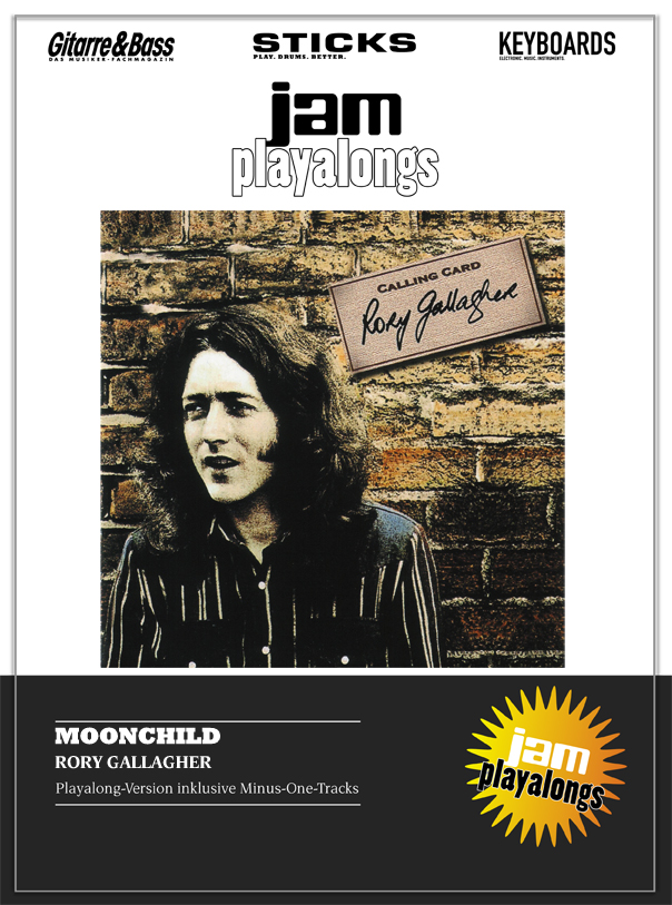 Produkt: Moonchild – Rory Gallagher
