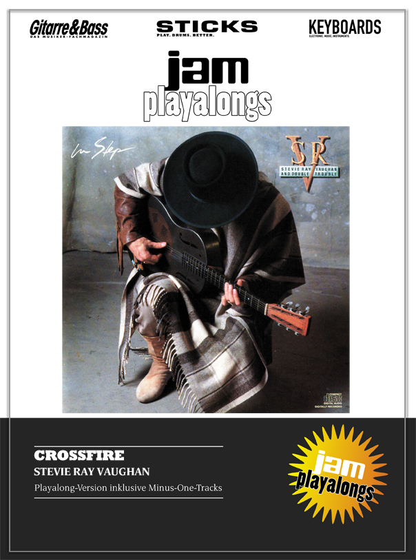 Produkt: Crossfire – Stevie Ray Vaughan