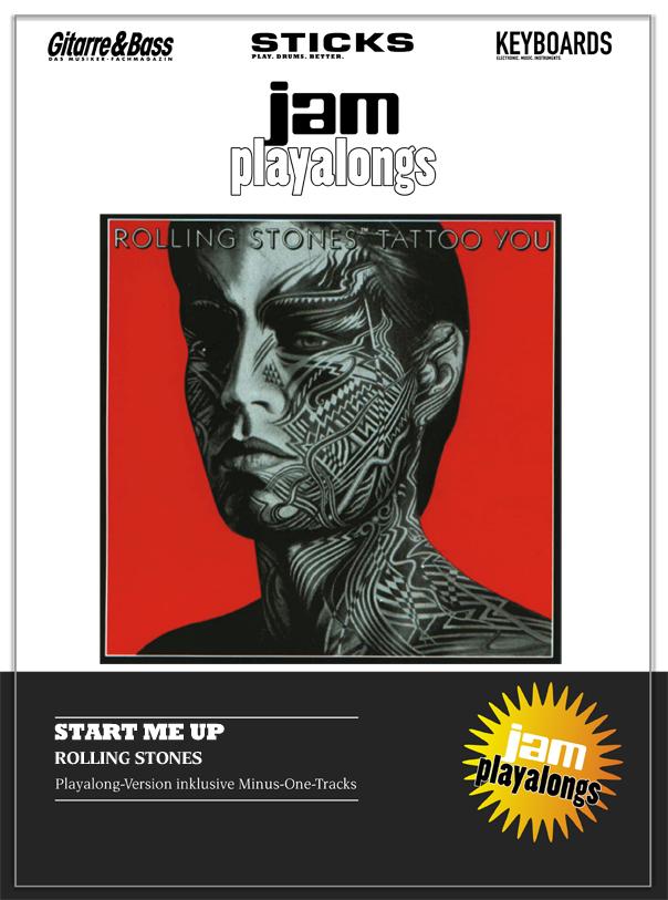 Produkt: Start Me Up – Rolling Stones