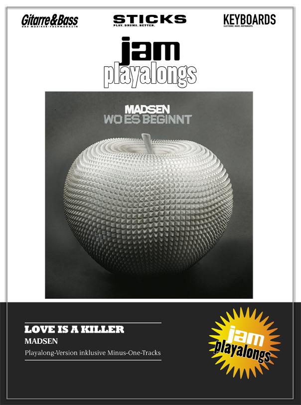 Produkt: Love Is A Killer – Madsen