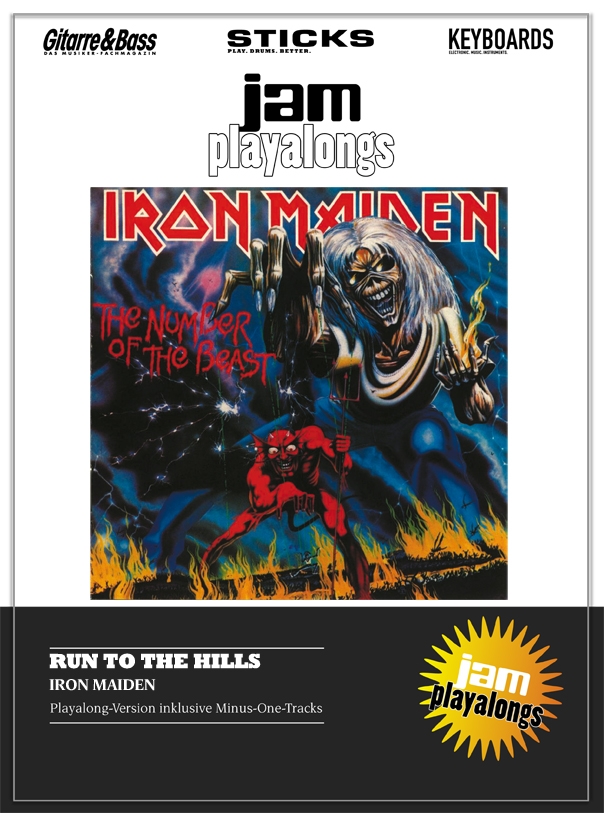 Produkt: Run To The Hills – Iron Maiden
