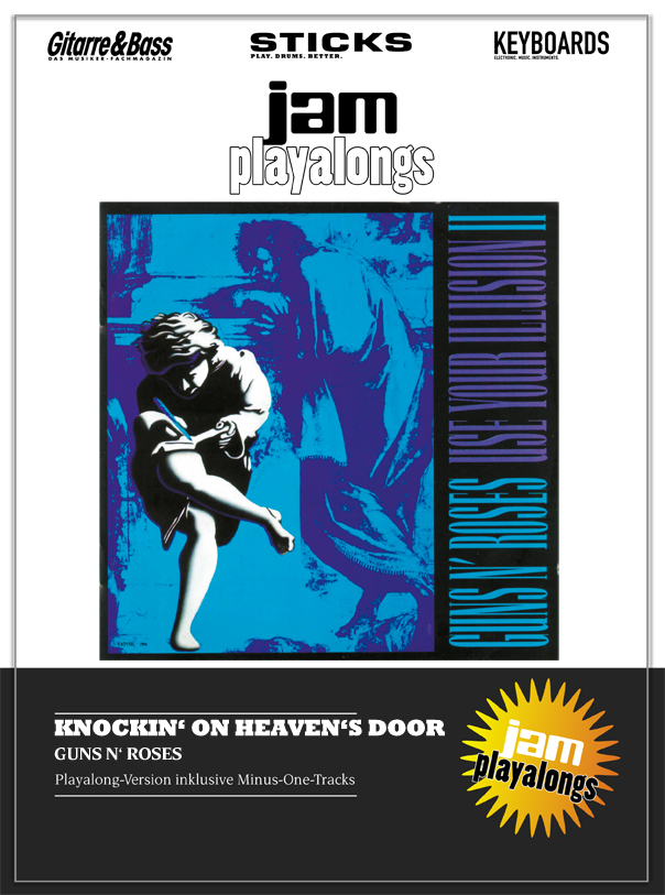 Produkt: Knockin' On Heaven's Door – Guns N' Roses
