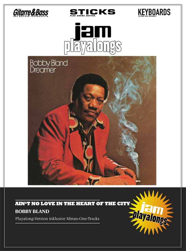 Produkt: Ain't No Love In The Heart Of The City – Bobby Bland