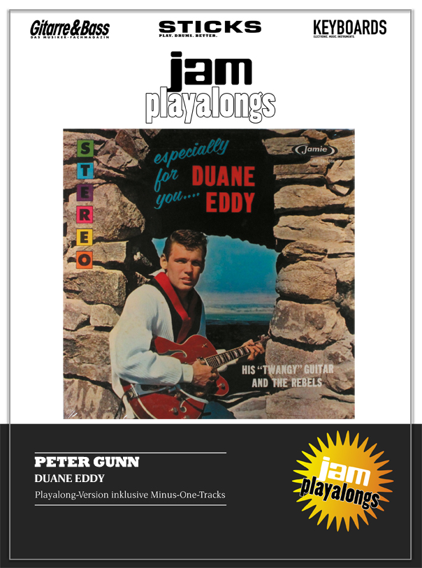 Produkt: Peter Gunn – Duane Eddy