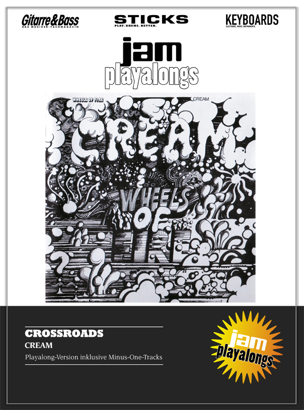Produkt: Crossroads – Cream