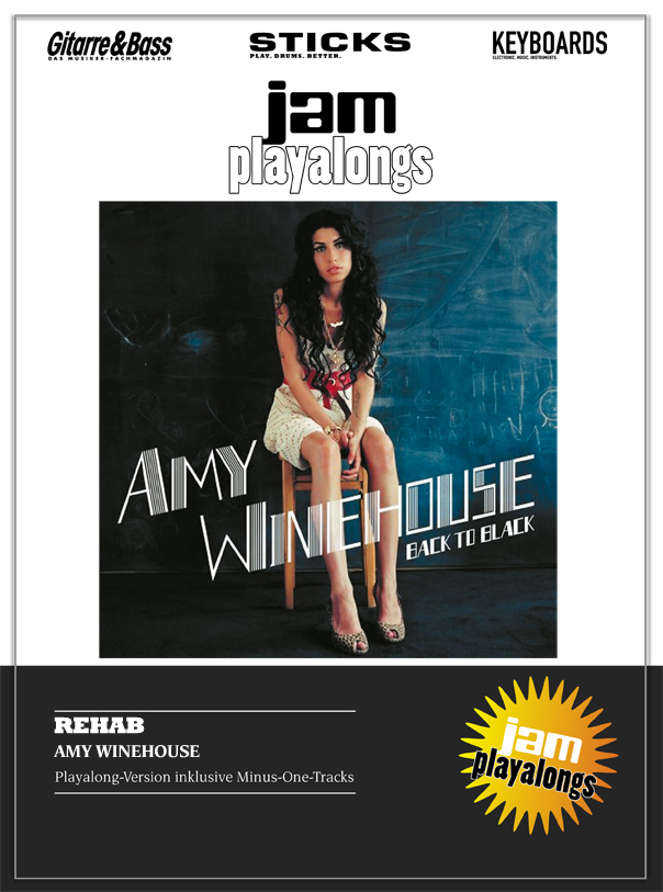 Produkt: Rehab – Amy Winehouse