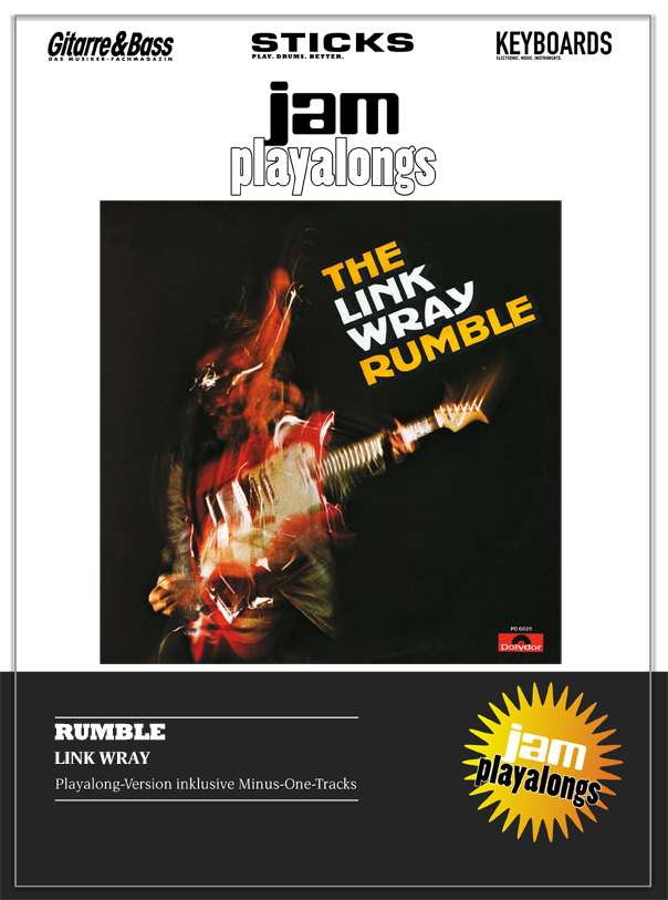 Produkt: Rumble – Link Wray
