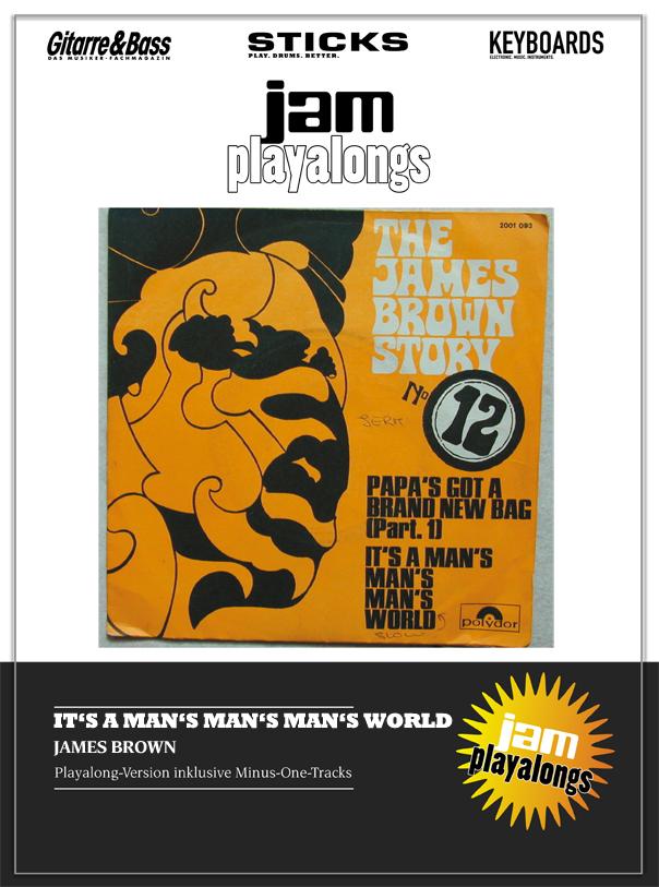 Produkt: It's A Man's Man's Man's World – James Brown