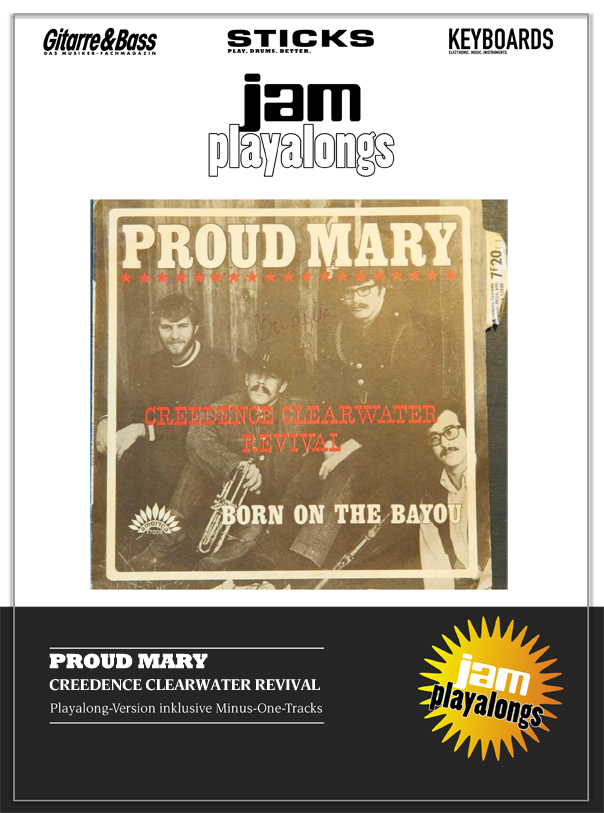 Produkt: Proud Mary – Creedence Clearwater Revival