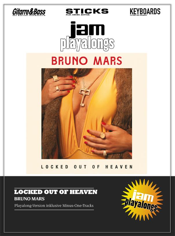 Produkt: Locked Out Of Heaven – Bruno Mars