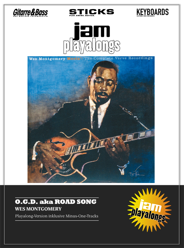 Produkt: O.G.D. aka Road Song – Wes Montgomery