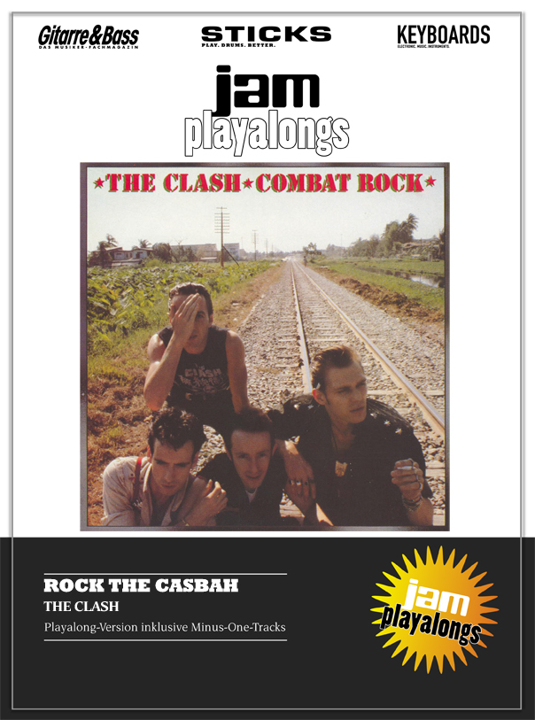 Produkt: Rock The Casbah – The Clash
