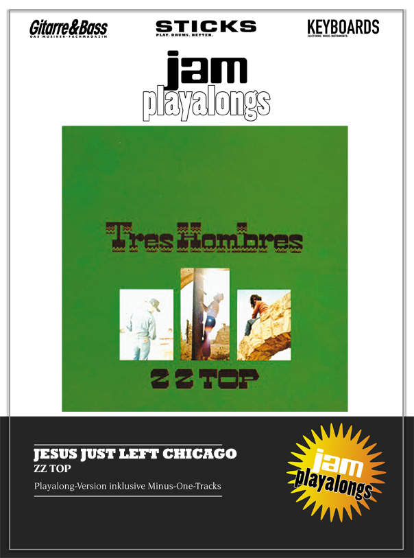 Produkt: Jesus Just Left Chicago – ZZ Top