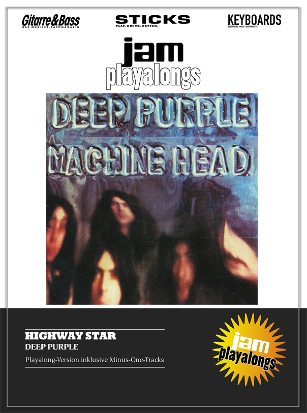 Produkt: Highway Star – Deep Purple
