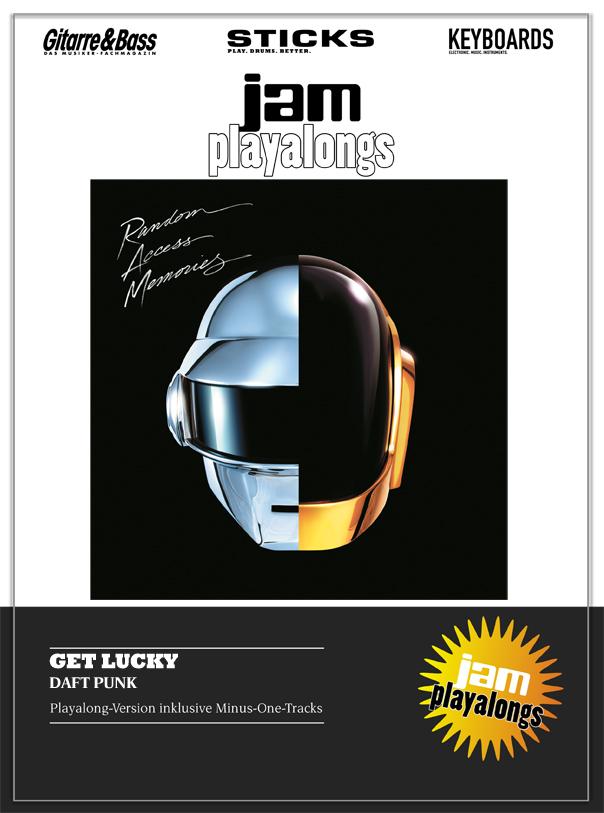 Produkt: Get Lucky – Daft Punk