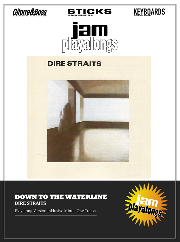 Produkt: Down To The Waterline – Dire Straits